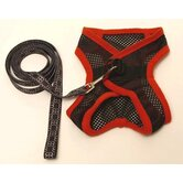 Airness Dog Harness and Leash Set