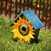 Evergreen Flag & Garden Birdhouses