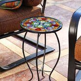 Evergreen Flag & Garden End Tables