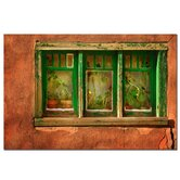 """Cactus Window by Aiana, Canvas Art - 16"""" x 24"""""""