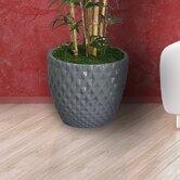 Round Honeycomb Planter