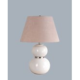 Keal Table Lamp with Milford Shade