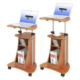 Mobile Laptop Storage Desk