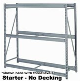 4 Tier Rack Units - (72&quot;W x 24&quot; D x 96&quot;H)