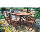 Amazonia 7 Piece Dining Set