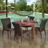 Atlantic 5 Piece Dining Set