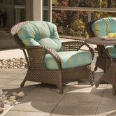 Boca Wicker Deep Seating Chair