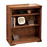 Scottsdale Oak Bookcase with 2 Adjustable Shelves