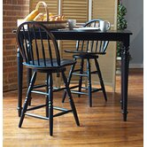 Hawthorne 3 Piece Counter Height Dining Set