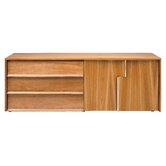 Drift Two Door / Three Drawer Console Table