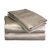 Charmeuse II Satin 230 Thread Count Sheet Set