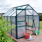 Greenhouse in Green