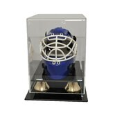 Mini Hockey Helmet Display Case