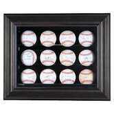 Twelve Baseball Display