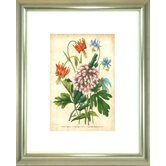 Floral Living Summer Medley VI Framed Graphic Art