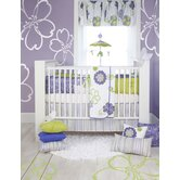 LuLu 4 Piece Crib Bedding Set