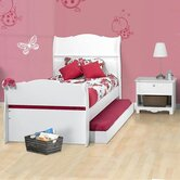 Dixie Twin Sleigh Bedroom Collection