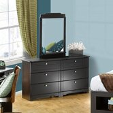Dixon 6 Drawer Double Dresser