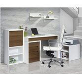 Liber-T Standard Desk Office Suite