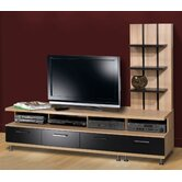 Eclipse 2 Piece Entertainment Center