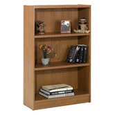 Essentials 48&quot; X 31&quot; Tall Bookcase in Cappuccino