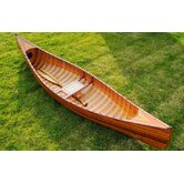 Canoe with Ribs Curved bow 10 feet