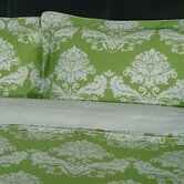 Summerville Duvet Cover Set in Green