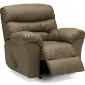 Durant Leather Chaise Recliner