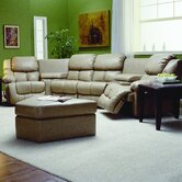 Marquise Home Theatre Reclining Sectional