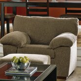 Lennox Reclining Chair and Ottoman