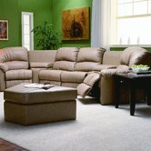 Callahan Home Theatre Reclining Sectional