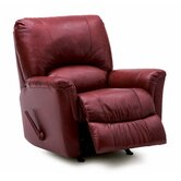 Splendid Leather Chaise Recliner
