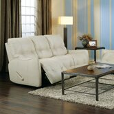 Bounty Leather Reclining Sofa