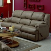 Harlow Leather Reclining Sofa