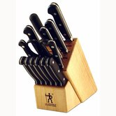 International Classic 15 Piece Cutlery Block Set