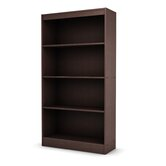 Axess Four Shelf Bookcase