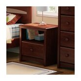 Sweet Morning 1 Drawer Nightstand