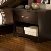 Infinity 1 Drawer Nightstand