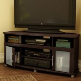 City Life 47&quot; Corner TV Stand