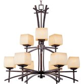 Asiana 9 Light Chandelier