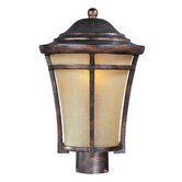 Balboa VX Outdoor Post Lantern in Copper Oxide