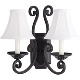 Manor  Wall Sconce in Oil Rubbed Bronze