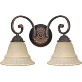 Brighton  Vanity Light in Oil Rubbed Bronze