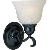 Linda  Wall Sconce in Black