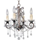 Katherine 4 Light  Chandelier
