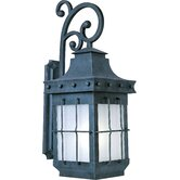 Nantucket Outdoor Wall Lantern with Arm - Energy Star