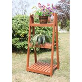 Convenience Concepts Plant & Telephone Tables