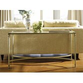 Hammary Sofa & Console Tables