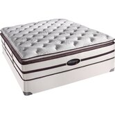 BeautyRest Peachtree Plush Firm Pillow Top Mattress