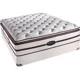 BeautyRest Alphretta Plush Pillow Top Mattress